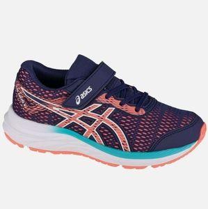 ASICS GEL-Excite 6 Purple/Coral Run Sneakers 1.5